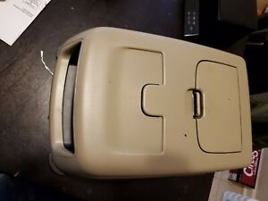 08 09 10 Ford F250 F350 Super Duty Overhead Roof Center Console Oem