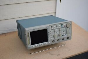Tektronix Tds784d 1ghz 4 Gs s 4 ch Dpo Color Oscilloscope Tek Lcd Display Guar
