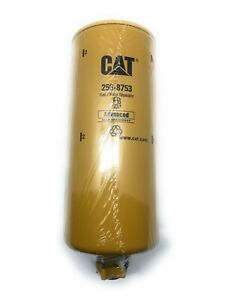 Cat Filter 256 8753 Fuel water Separator Free Expedited Shipping