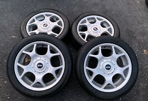 Mini Cooper Sport Rims Tires 4 Genuine Oem Wheels 16 x6 5 205 50 r16 Tires