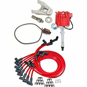 Msd Ignition 8365k Chevy Hei Ignition System Kit Small Block Chevy Includes Msd