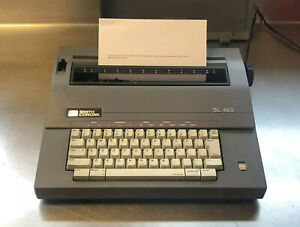 Smith Corona Sl 460 Electric Typewriter