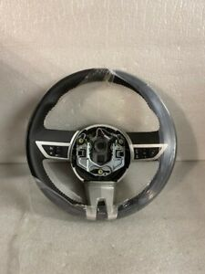 2010 2012 Chevrolet Camaro Ss Black Leather Steering Wheel New Oem 22781688