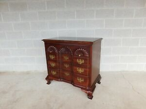 Hickory American Masterpiece Collection Mahogany Goddard Chest