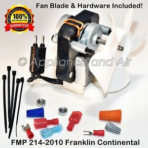 Fmp 214 2010 Franklin Continental Refrigerator Evaporator Fan Motor Ships Today