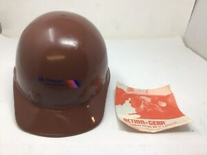 Fibre Metal Nj Transit Railroad Hardhat Hard Hat 80 s Never Worn