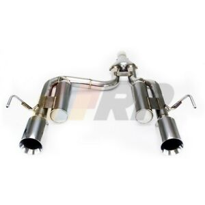Renick Performance Rp 2015 Cadillac Ats 2 0t Turbo Rear Axle Back Exhaust