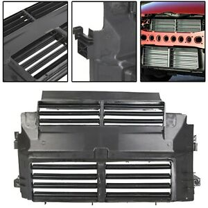 Radiator Shutter For 2012 2013 2014 2015 2016 Ford Focus 2 0l Without Motor
