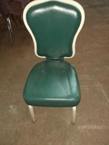 Lot Of 3 Used Banquet Chairs ballroom Chairs stack Vintage Mts 100 Available
