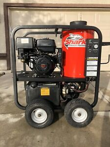 Shark sgp 403537e 3 500 Psi Honda Engine Hot Water Pressure Washer
