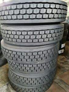 4 Tires Road Warrior Hankong 285 75r24 5 G 14 144 141m New Drive Truck Tires