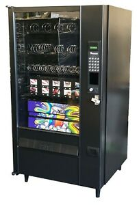 Automatic Product Ap Lcm4 Combo Snack Candy Drink Vending Machine Free Shipping