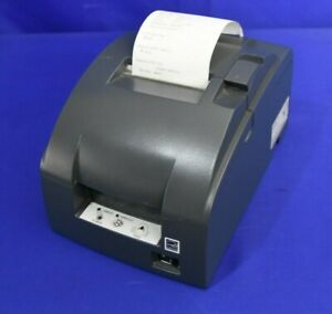 Reconditioned Epson Aloha Ncr Tmu220b Auto Cut Kitchen Printer W warranty
