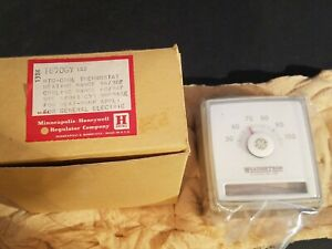 New In Box Honeywell Weathertron Thermostat T870gy For Heat Pump