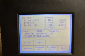 Ez Automation Avg Ez Hmi Touch Panel plc Ezp s6w rs plc