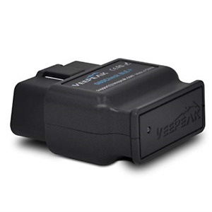 Veepeak Obdcheck Ble Bluetooth 4 0 Obd2 Scanner For Ios Android Car Code For