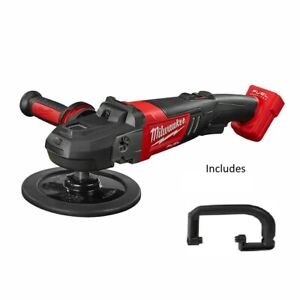 Milwaukee Electric Tool 2738 20 M18 Fuel 7 Variable Speed Polisher Tool Only