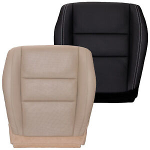 2011 2016 Jeep Grand Cherokee Limited Driver Bottom Leather Seat Cover