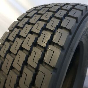 1 tire 235 75r17 5 16 Ply 132 130 M Road Crew D905 Drive All Positions
