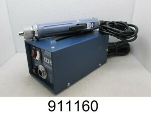 Hios Ss4000 Torque Limiting Power Screw Driver Clt 50 Power Supply Combo