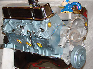 400 Pontiac High Performance Balanced Crate Engine With Cast Heads