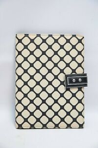 Open Binder Franklin Covey Classic Brown cream