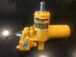 Meyer E60 Snow Plow Pump Rebuild And I Will Buy Your Old One And Pay Shipping