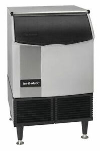 Undercounter Ice Maker Ice Production Per Day 185 Lb 24 35 64 W X 39 H