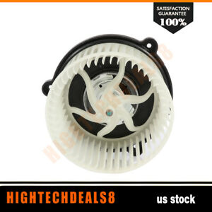 For 1998 2001 Kia Sportage Hvac A c Heater Blower Motor W fan Cage