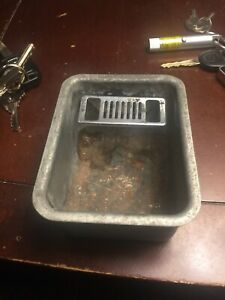 Datsun 240z 260z 280z Console Ash Coin Tray Ashtray Butt Nice Oem Parts