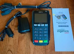 Ingenico Ipp350 Credit Card Swiper Chip Reader Pos Payment System