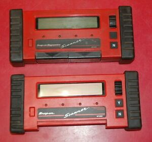 Snap on Diagnostics Scanner Mt2500 as Is Free Shipping