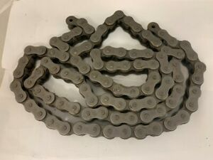 Rexnord Roller Chain Model 100 10 Ft