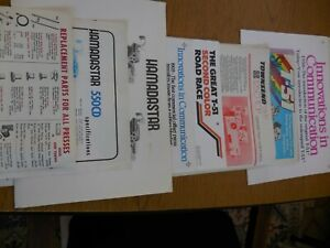Printing Press Brochures Related Offset Press Material