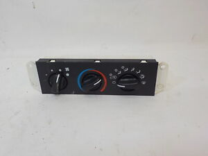 Jeep Wrangler Tj 99 04 Heat Heater A c Climate Control Switch Free Ship