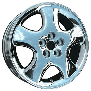 Replacement Alloy Wheel For 01 02 Chrysler Pt Cruiser Aly02140u85n