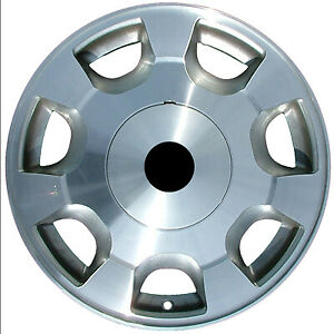 Replacement Alloy Wheel For 01 02 Cadillac Deville Aly04559u10