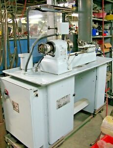 Hardinge Super Precision Variable Speed Turret Lathe With Chuck dv 59 Dsm 59