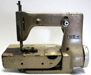 Pegasus Dm 10 Chainstitch 1 needle 1 thread Industrial Sewing Machine Head Only
