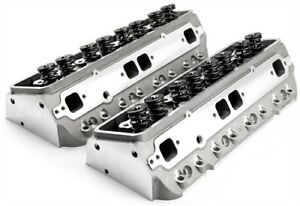 Speedmaster Pce281 2009 Small Block Chevy 350 Aluminum Cylinder Heads 205cc 64