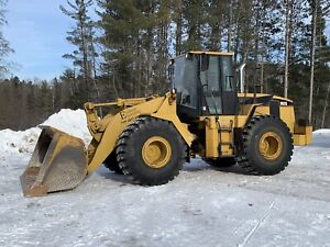 Cat 962g Wheel Loader