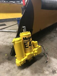 Meyer E47 Snow Plow Pump Rebuilt I Will Buy Your Old Pump And Pay Ship