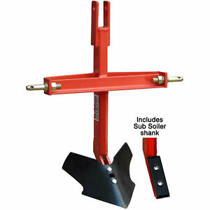 Middle Buster sub Soiler Combo Tractor Implement
