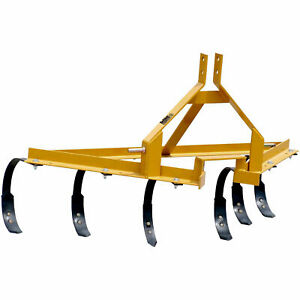 One Row Cultivator Implement With Heavy Angle Iron Frame Category 1