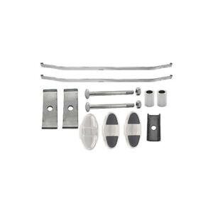 Model A Ford Front Bumper Master Kit Chrome Late 1928 29 28 21938 1