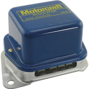 1972 1973 Mustang Voltage Regulator For Cars With A c Or Power Top 44 45800 1