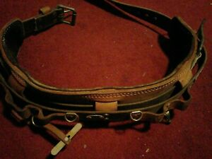 Bashlin Lineman Belt 76 Size D22