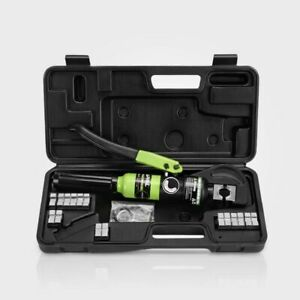 Hydraulic Crimping Tool Plier Compression Range 4mm 70mm Electrical 2 Pressure