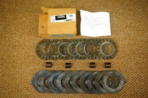 Nos Gm 1965 79 Corvette Eaton Positraction Clutch Plate Set Posi