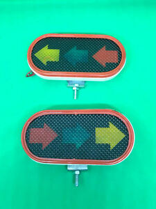 Vintage Tail Light Stop Lamp 3rd Brake Volkswagen Hot Rod Rat Rod Chevy Custom